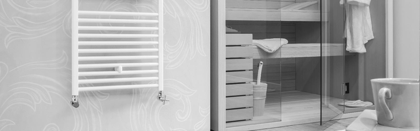 Hermoso radiadores para ba o im genes radiador toallero for Artefactos electricos para banos